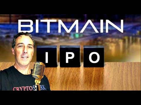 BITCOIN MINING GIANT BITMAIN ~ IPO DISASTER IN THE FUTURE?