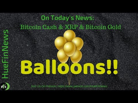 Whoa!!! Bitcoin Cash,  XRP, Bitcoin Gold Sees Massive Gains | September 26, 2018