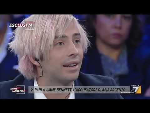 Jimmy Bennet sulla violenza subita da Asia Argento: 'Penso sia stata una questione di potere'