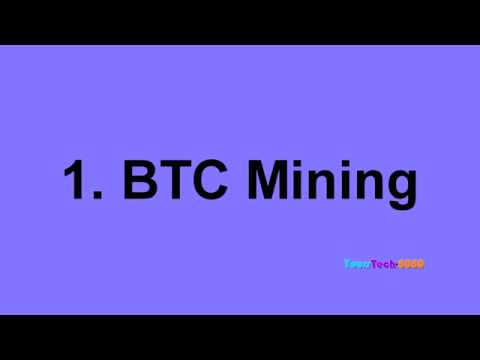 Free Bitcoin MINING ✔ With PROOF ✔ 2018