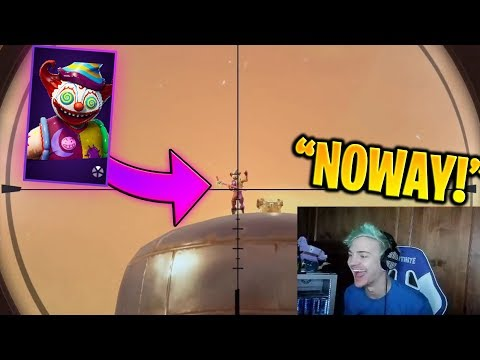 Ninja Reacts To MOST *TERRIFYING* Fortnite Clip EVER! (JUMPSCARE)