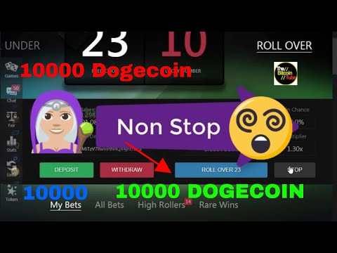 Update From 1000 To 10000 Dogecoin Ripple Litecoin Monero Potcoin Dash LuckyGames io