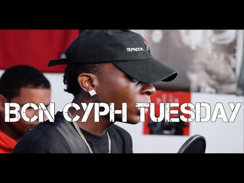 CYPHER TUESDAY'S VOL.1 – WHO HAD BEST VERSE? #BCN
