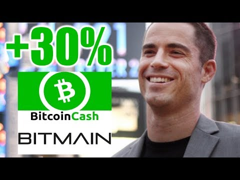 Why Bitcoin Cash is UP 30% – Daily Bitcoin and Cryptocurrency News