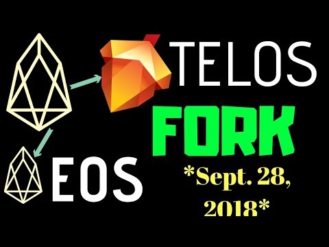 EOS Fork: TELOS Launch Tomorrow‼️
