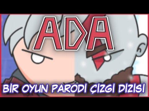 ADA (  FRAGMAN ) BİR YOUTUBE PARODİ OYUN ÇİZGİ DİZİSİ