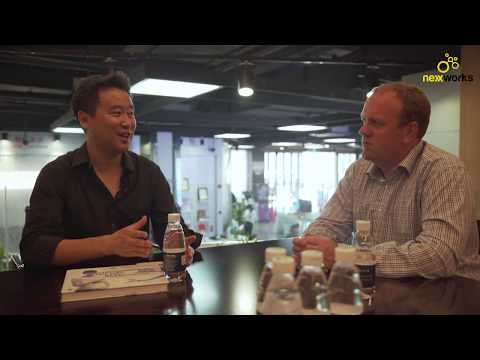 My interview with Jeffrey Kang, founder of IngDan, the largest IoT platform in the world