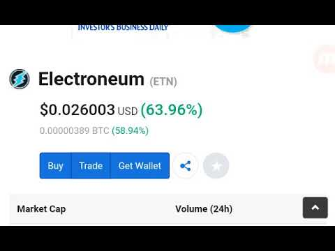 Electroneum – Sweet Xmas//Contest Update