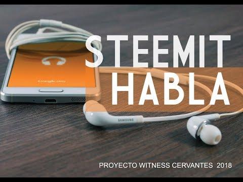 """Podcast """"Steemit Habla"""" del 2018/09/2"""