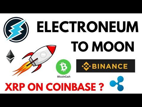 Electroneum Mass Adoption | Ripple | Bitcoin cash