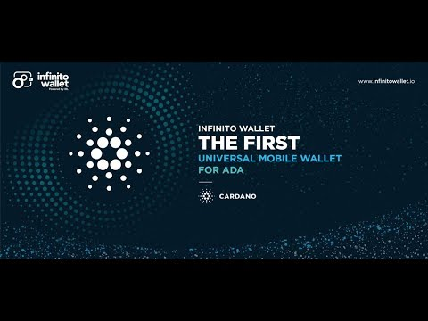 Cardano #ADA – Added To Mobile Wallet Infinito – U.S. To Regulate Crypto, Or Watch It Leave