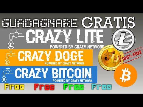 GUADAGNARE GRATIS DOGECOIN,LITECOIN,BITCOIN!!!! ➡️PROVE DI PAGAMENTO!!! 100% FREE!!!