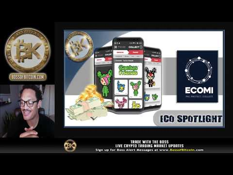 ECOMI ICO Fintech & Wallet Review – Free Crypto Analysis & Best Cryptocurrency News