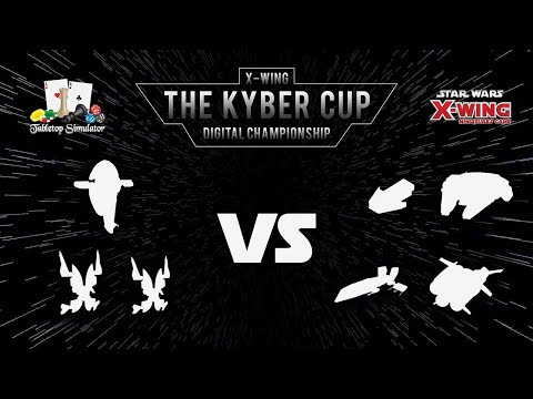 The Kyber Cup 2018 | X-Wing 2nd Edition | Swiss Round 3 | Taranis22 vs. Conner(EpicNerd)