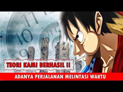 Menarik!! Ada Kekuatan Perjalanan Melintasi Waktu – One Piece