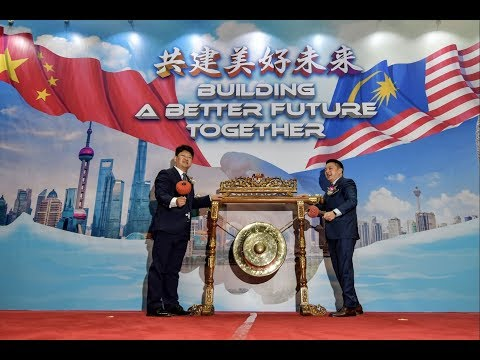 Chinese envoy and M'sian minister give assurance of China-M'sia ties