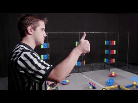 VRC Turning Point Referee Training Chapter 2: Before the Match