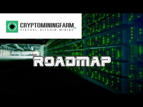El ROADMAP de CRYPTOMINING FARM