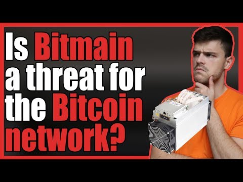 Is Bitmain a threat to the Bitcoin network? Bitcoin Cash Pump!
