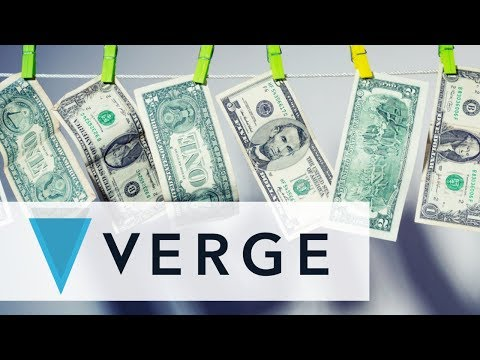 Is the bottom in for VERGE XVG? Dirty Money Will Flow !