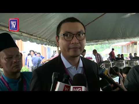 Tidak ada isu peribadi – Saiful Bukhari