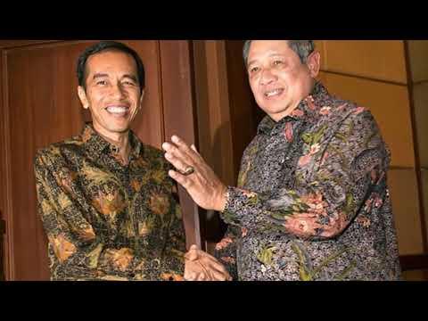 SBY Minta Maaf ke Jokowi Gara Gara Andi Arief, Ada Apa?