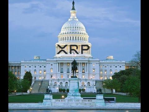 Ripple XRP Goes To Washington
