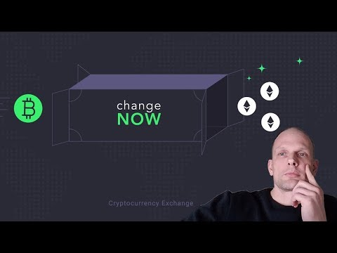 CHANGENOW CRYPTO TO CRYPTOCURRENCY EXCHANGE REVIEW