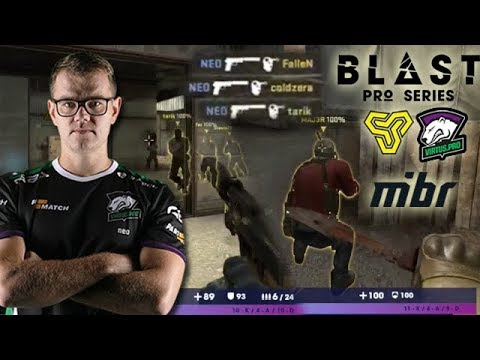 Neo Sneaky Knife Kill & Amazing Pistol One Taps! Virtus.pro Highlights VS Mibr & Space Soldiers