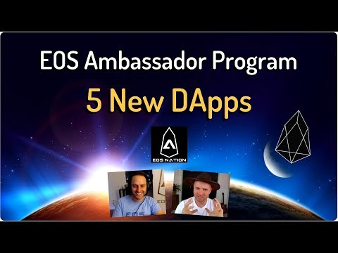 5 New DApps – What's Next For EOS