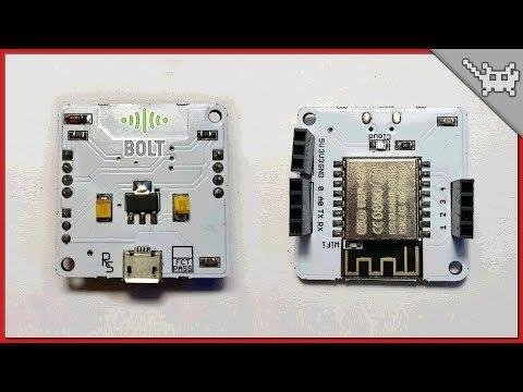 BOLT IoT Platform ⋆ cos'è, come usarla e cosa permette di fare ⊷ #gon_Esperimenti