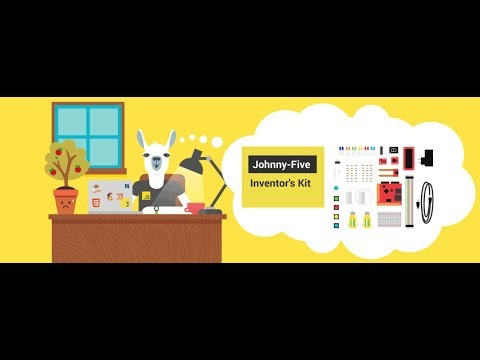 Johnny-Five and Azure IoT Edge for Makers