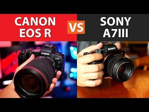 Yuk Obrolin Canon EOS R Sama Sony A7III | Manakah Pilihan yang Terbaik ? #TalkAjah