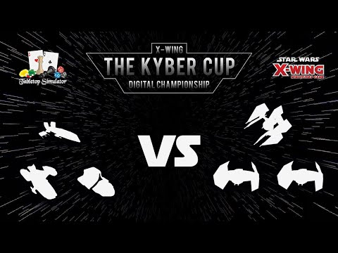 The Kyber Cup 2018 | X-Wing 2nd Edition | Swiss Round 3 | Stankham vs. Netter.Mizuno