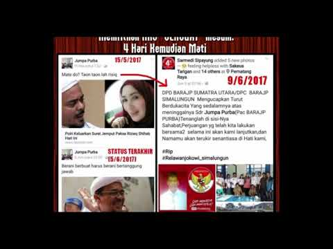 DAFTAR  KORBAN MUBAHALAH HRS VERSI WARGANET !!! ADA HARINGGA SIRLA !!! SIAPA BERIKUTNYA !!!
