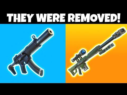 8 Things That Were Removed From Fortnite ?