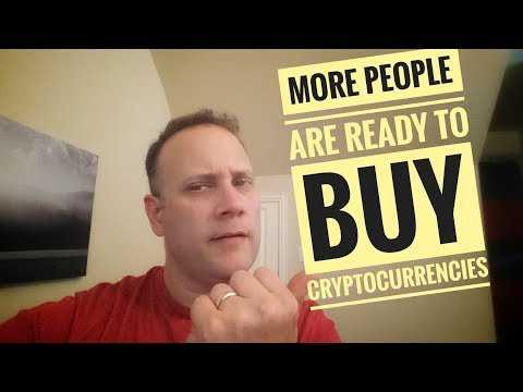 More People Are Ready to Buy Cryptocurrency In At Least One Big City?