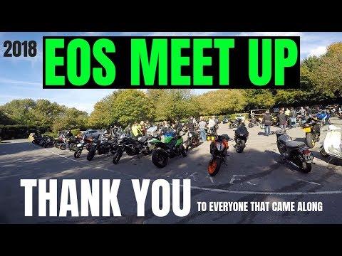 Thank you |  Motovlogger  Subscriber | Meetup | EOS