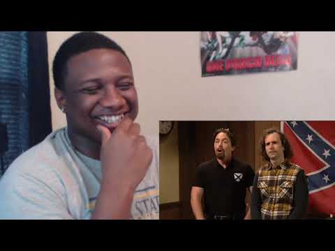 THIS VIDEO IS WILD !! Neo-Confederate Meeting REACTION