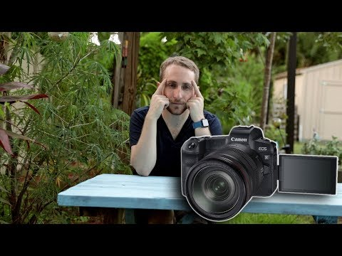 Lets Talk about the Canon EOS R | The PERFECT 4k Camera doesn't exist