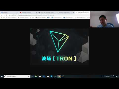 TRON(TRX) and why recent large coin burns do not effect price