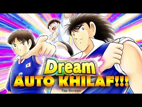 AKHIRNYA HYUGA ADA VERSI FESTNYA JUGA. AUTO KHILAF! – Captain Tsubasa: Dream Team
