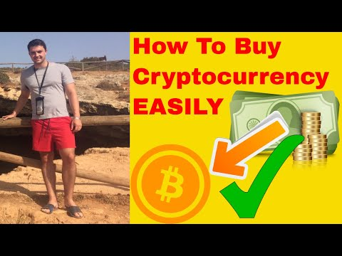 How To Buy Cryptocurrency EASILY With Fiat Money