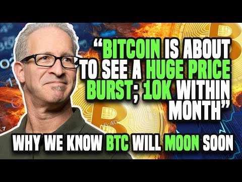 """Bitcoin IS ABOUT TO See A HUGE Price BURST; 10K WITHIN MONTH"" – Why We Know BTC Will MOON Soon"
