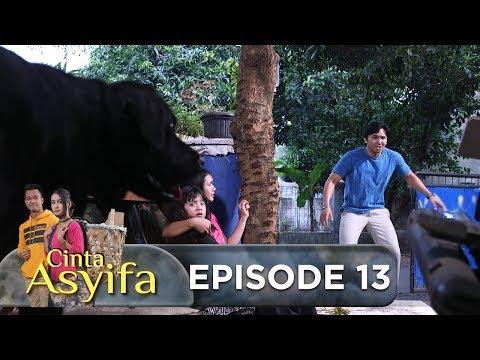 Karena Ada Anjing, Orang yg Mau Jahatin Asyifa Langsung Kabur – Cinta Asyifa Eps 13