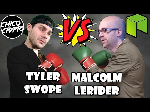 NEO   Chico Calls Malcolm Out On?? The Tough Questions!! $NEO $ONT $ELA