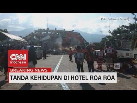 Tanda-tanda Kehidupan di Hotel Roa Roa Palu, Ada  SMS & Suara Ketukan