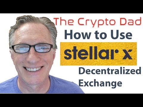 How to Use the StellarX No-Fee Decentralized Cryptocurrency Exchange