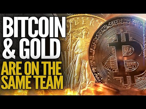 Bitcoin & Gold Are On The Same Team – Mike Maloney