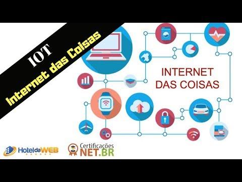 Saiba tudo sobre a Internet das coisas IOT